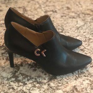 Calvin Klein Joanie Shooties booties Black